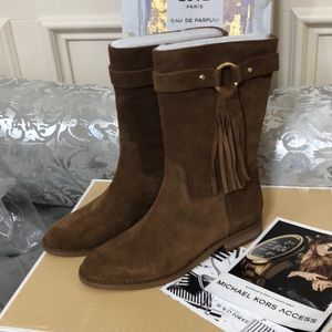 New in Box Michael Kors Booties Size 6.5